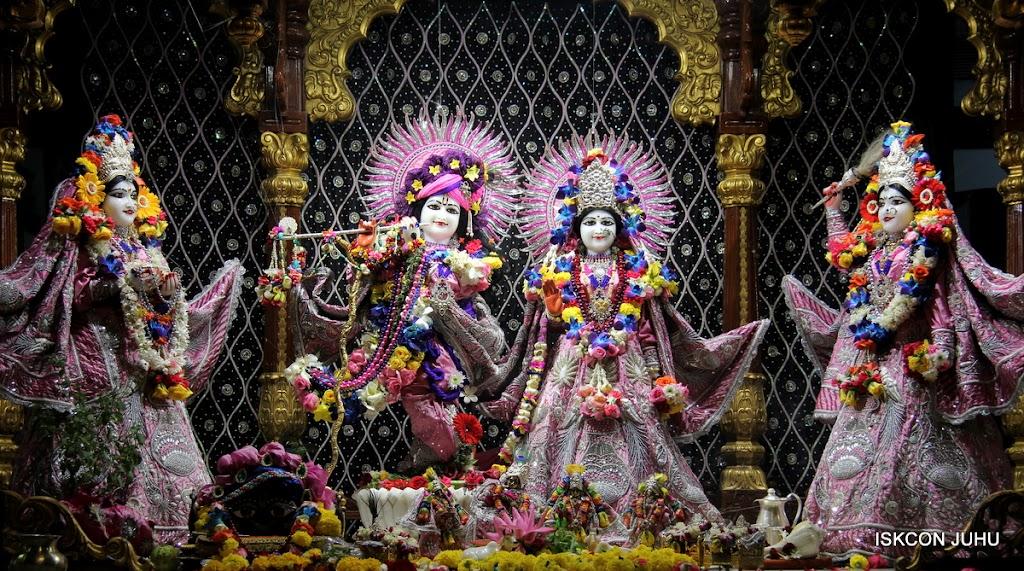 ISKCON Juhu Sringar Deity Darshan 20 Jan 16 (3)