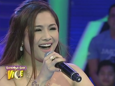 Sheryn Regis on GGV