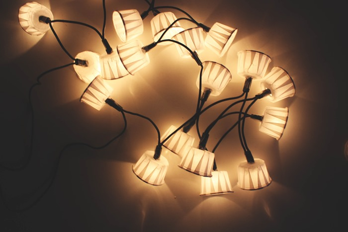 Diy fairy lights 2