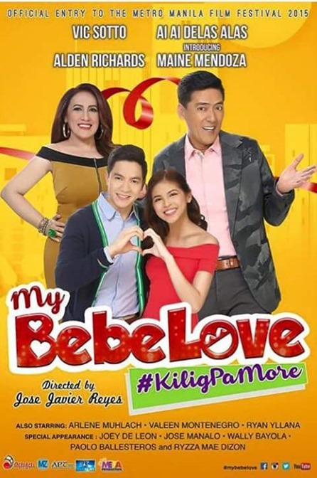My Bebe Love Movie Poster