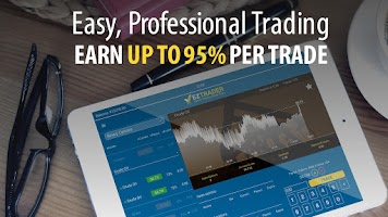 Screenshot of Binary Options - EZTrader