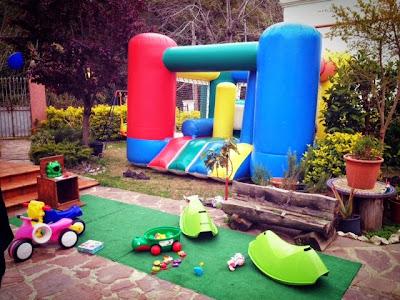 fiestas cumpleaños niños pequeños