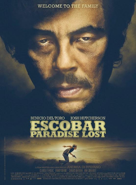 Χαμένος Παράδεισος (Escobar: Paradise Lost) Poster