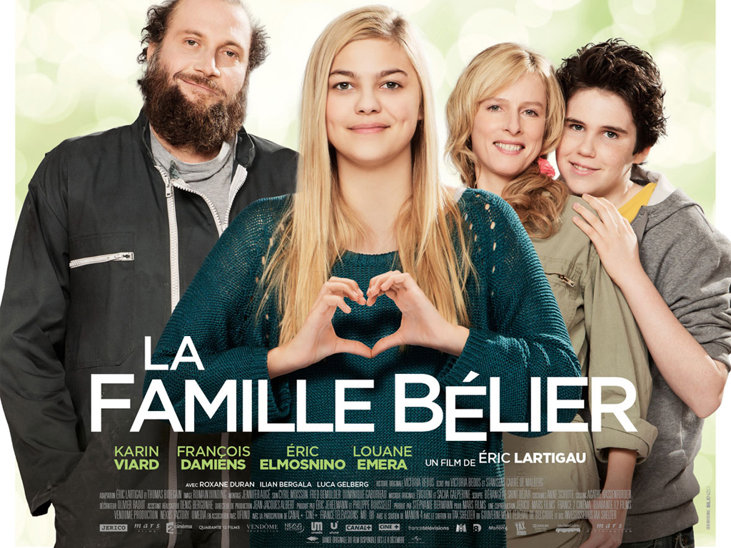 Η Οικογένεια Μπελιέ Wallpaper