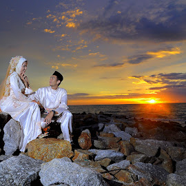 fairuz &adam by Zam Pak Din - Wedding Reception