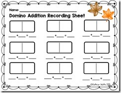 https://www.teacherspayteachers.com/Product/Fall-Domino-Addition-and-Subtraction-Center-2090496