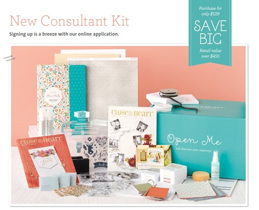 2016 Consultant Kit contents