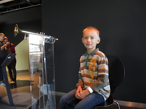 CN Kopernik i wizyta w Sejmie PR