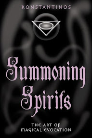 Cover of Konstantinos's Book Summoning Spirits The Art Of Magical Evocation