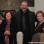 Dª. Laura Viguer, Edoardo Catemario y Dª. Rosa Gil Bosque