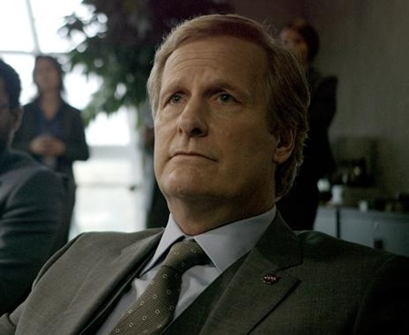 Jeff Daniels in The Martian