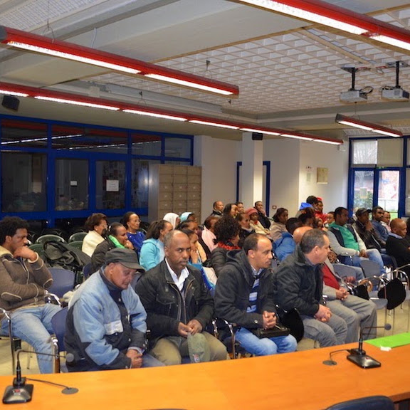 Congress PFDJ Bologna 15 March 2015