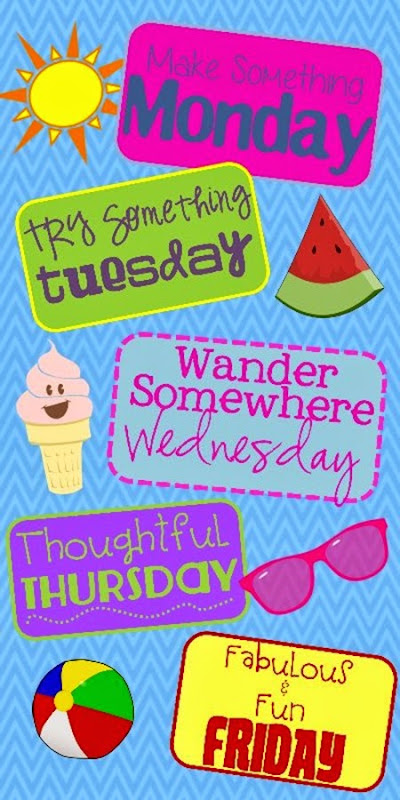 Theme for each weekday