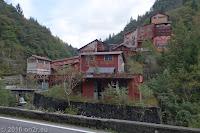 Aufgelassene Mine bei Collio.