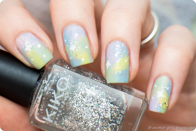 Ready Set Pooolish Galaxy Pastell Nailart Nails_-3