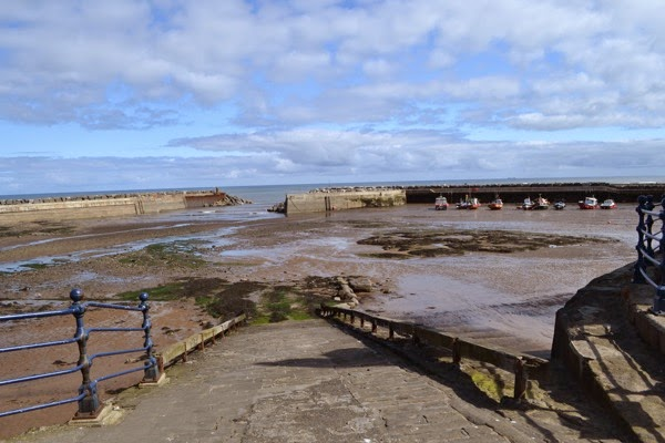 Staithes Harbour 1