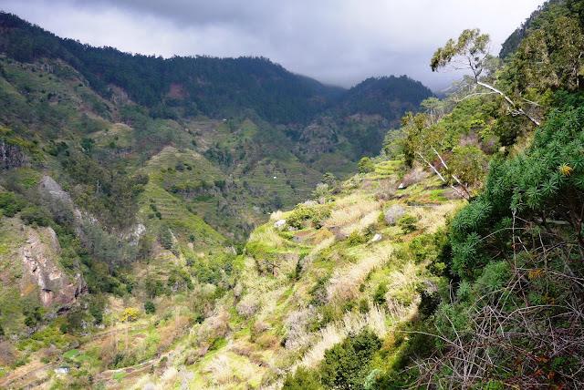 Gros temps sur la vallée de Tabua