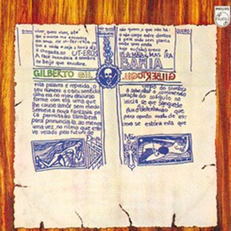 Gilberto Gil (album, 1969) – Gilberto Gil