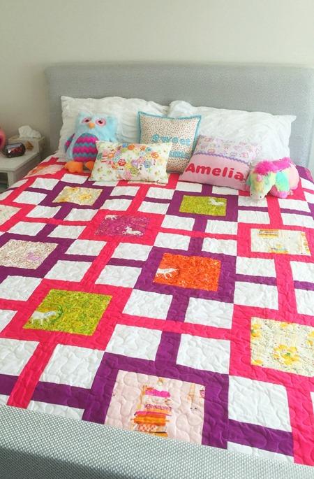 Bed Makeover 1