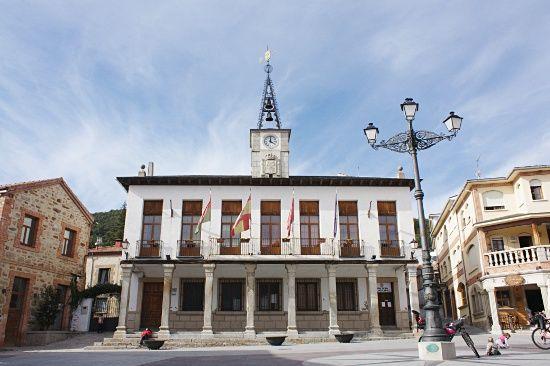 Miraflores de la Sierra Ayuntamiento