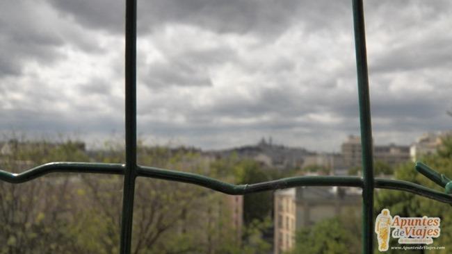 Butte Bergeyre Montmartre Paris 1
