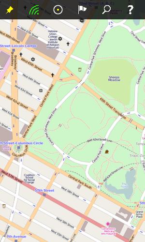 Offline Maps for WP7