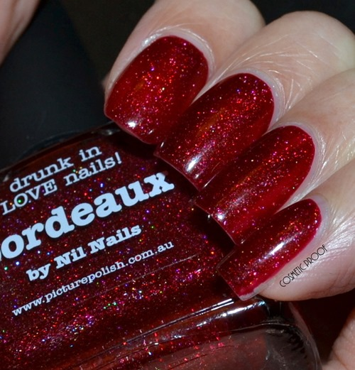 Picture Polish Bordeaux by Nil Nails Swatch Review (2)