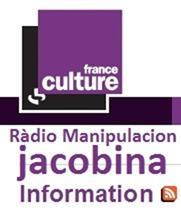 France Culture Informacions ràdio manipulacion