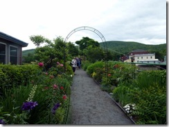 Bridge of Flowers in Shelburne Falls