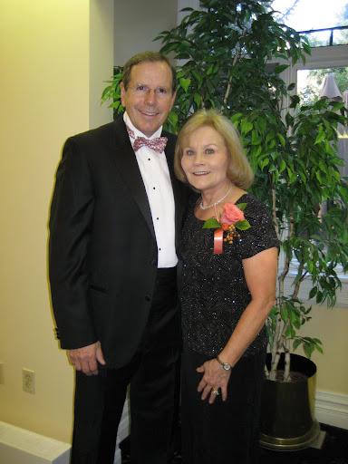 gothic wedding reception