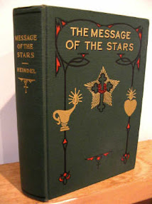 Cover of Max Heindel's Book The Message Of The Stars
