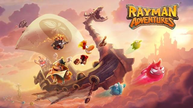 Ryman Adventures games