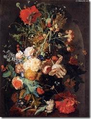 Jan-Van-Huysum-Vase-of-Flowers-in-a-Niche