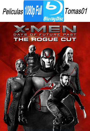 X-Men: Days of Future Past – The Rogue Cut (Unrated) (2014) [BRRipFull 1080p/Dual Latino-ingles]