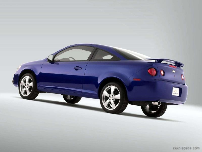 2007 chevrolet cobalt coupe specifications pictures prices. Black Bedroom Furniture Sets. Home Design Ideas