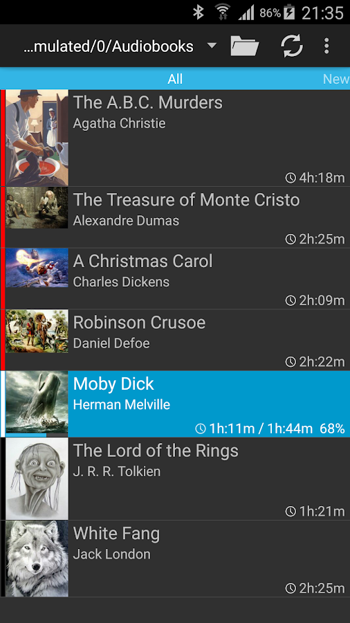 Smart AudioBook Player Screenshot 5