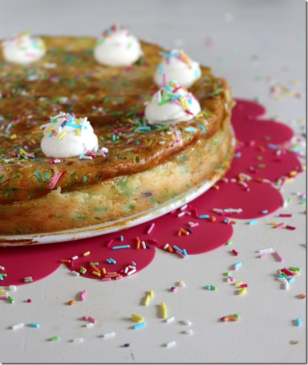 Cheesecake med smak av mandel