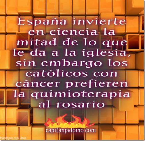 España invierte en ciencia