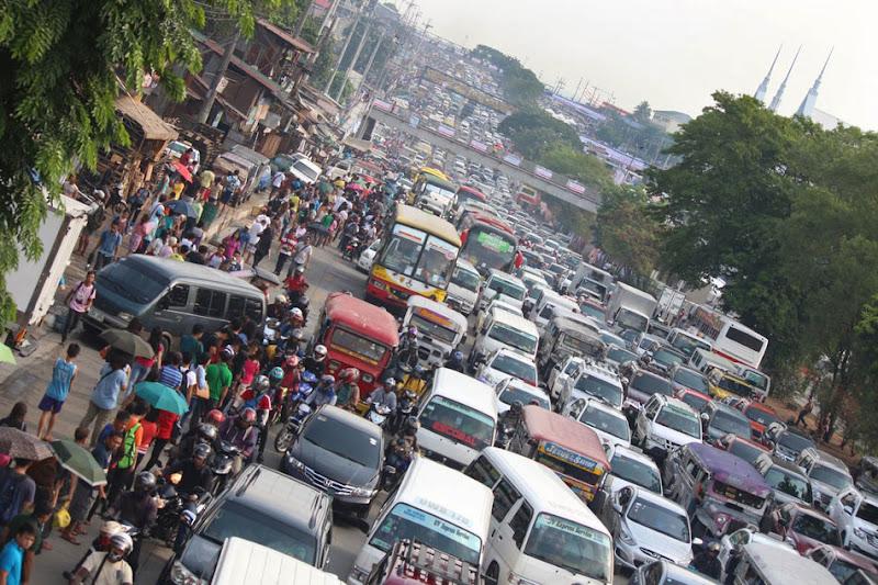 Image of MMDA at DOTr Nagsanib Puwersa Upang Solusyunan ang Trapik sa Metro Manila
