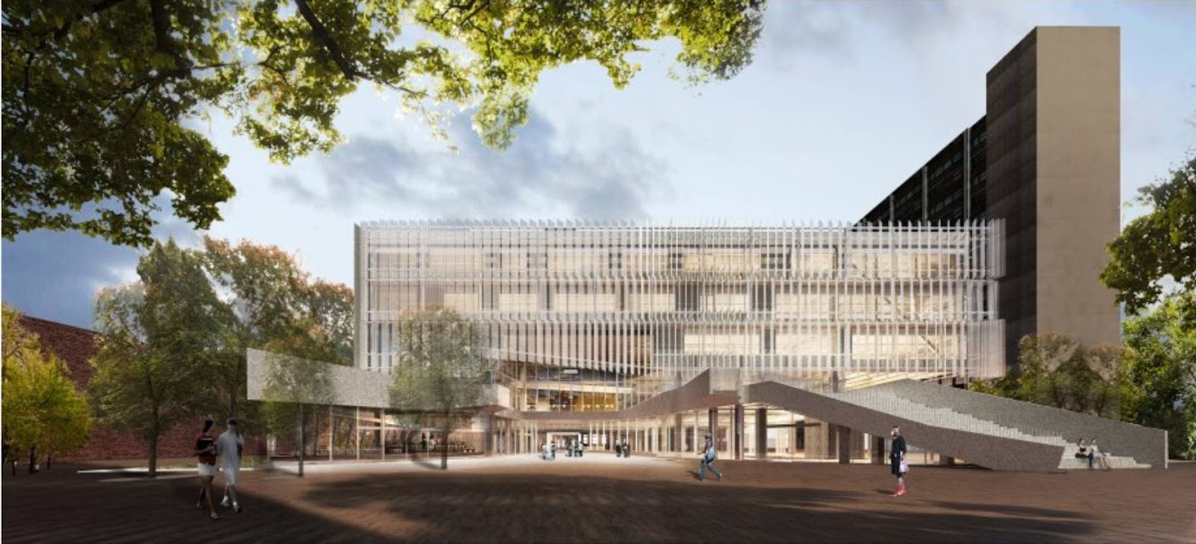University of Melbourne by Jwa and Nadaaa