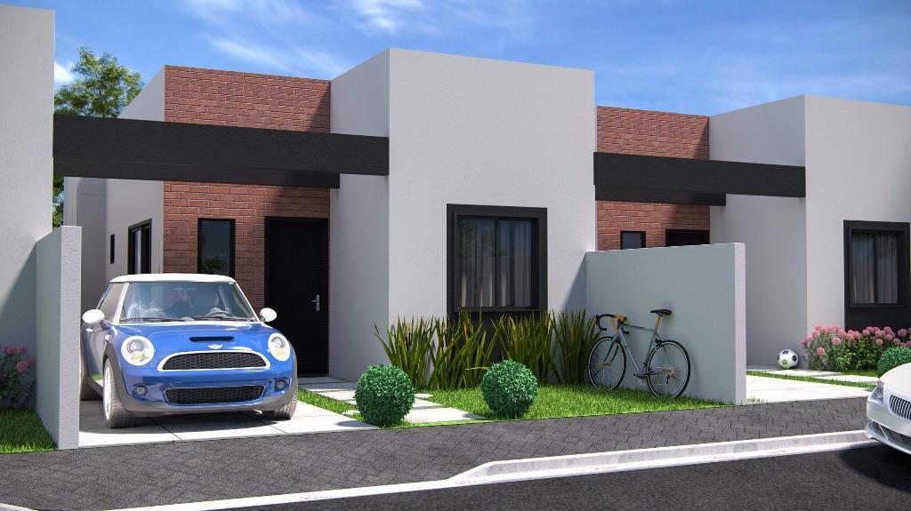Casa residencial à venda, Porto das Laranjeiras, Araucária.