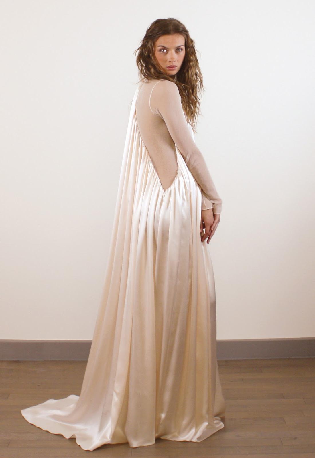bridal designer Delphine