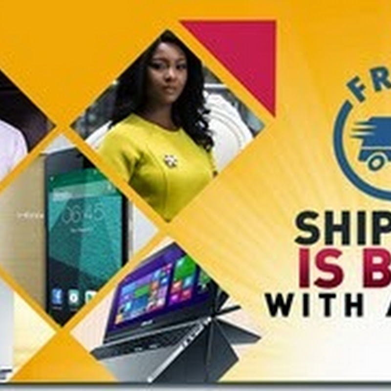 Konga is Back With Free Nationwide Shipping For Limited Time