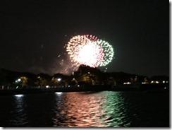 NYC fireworks 1