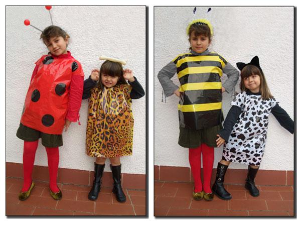 Roupas de carnaval  Disfraz-ninos