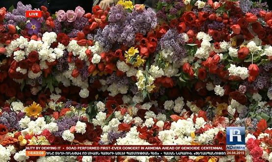 imatge de la commemoracion del genocidi dels Armenians 33