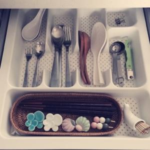 キッチン 収納 カトラリー