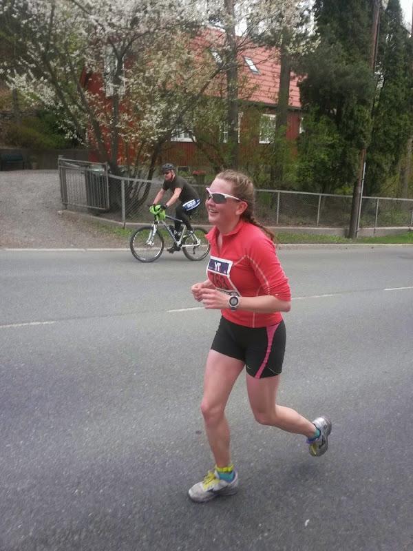 Besserud running