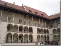 Wawel, Kathedrale, Abschiedsessen in Krakau 005