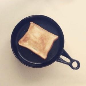 グリルパン 食パン たち吉